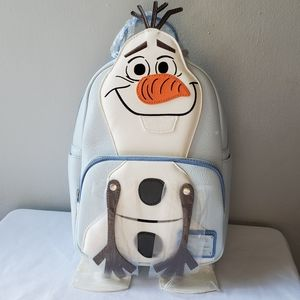 Loungefly Disney Frozen OLAF Cosplay Mini Backpack